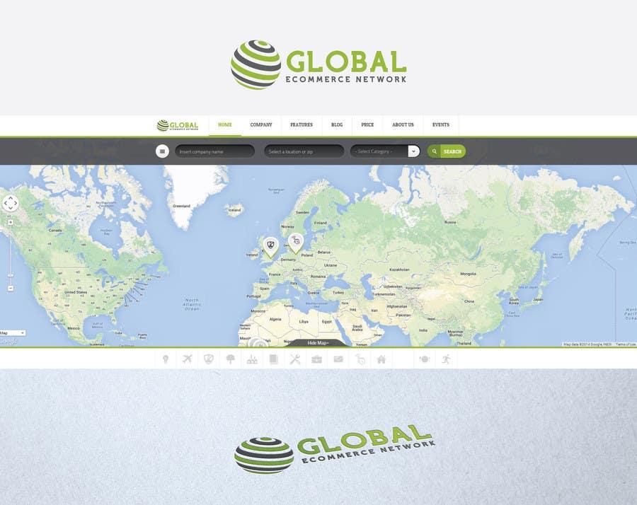 Penyertaan Peraduan #                                        28                                      untuk                                         Design a Logo for my web business