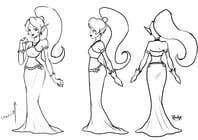 Illustrate Something for TNG+ için Illustrator38 No.lu Yarışma Girdisi