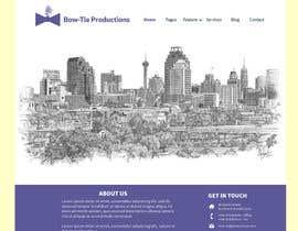 #7 for Design a Website Mockup by AllGraphicsMaker
