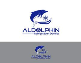 #110 for aldolphin a logo af idris344