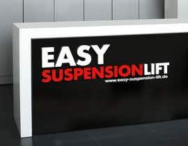 #33 für Design eines Logos EASY SUSPENSION LIFT von sizzla86