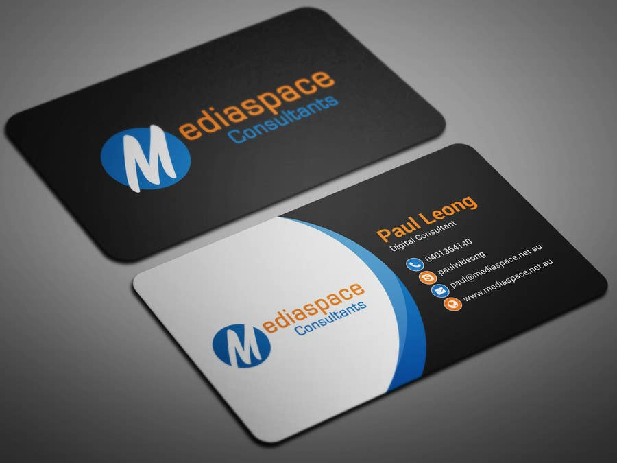business card - Freelance Business Cards