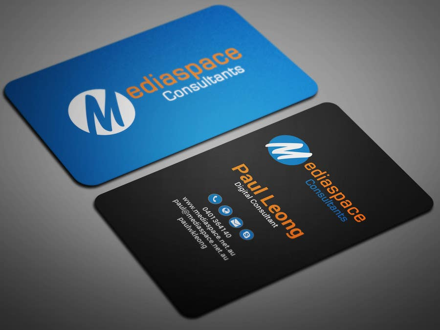 Entry 28 by smartghart for business card design for web for Freelance business cards