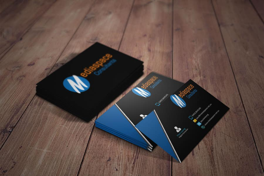 Entry #19 by Azaz4911 for Business Card Design For Web Design & SEO ...
