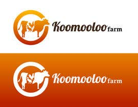 #47 para Logo Design for Koomooloo farm por praxlab