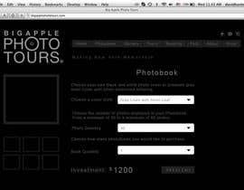 nº 8 pour Design a Webpage Mockup with Photoshop CS6. par AlecGartside