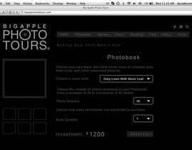 nº 9 pour Design a Webpage Mockup with Photoshop CS6. par AlecGartside