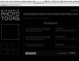 nº 27 pour Design a Webpage Mockup with Photoshop CS6. par amitwebdesigner