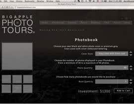 nº 14 pour Design a Webpage Mockup with Photoshop CS6. par aim2help