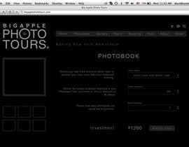 nº 28 pour Design a Webpage Mockup with Photoshop CS6. par kertesz89