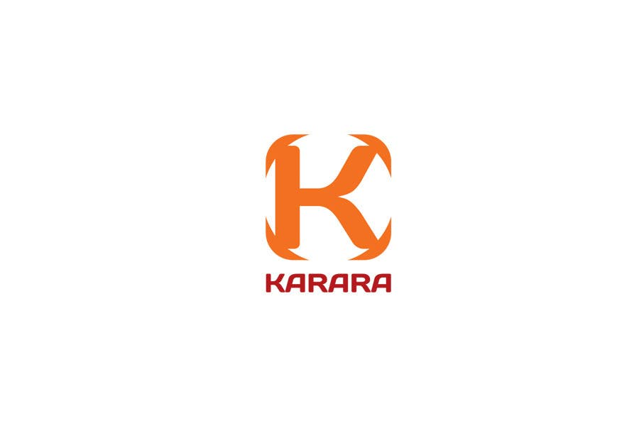 Inscrição nº 583 do Concurso para Logo Design for KARARA The Indian Takeout