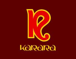 nº 82 pour Logo Design for KARARA The Indian Takeout par neXXes