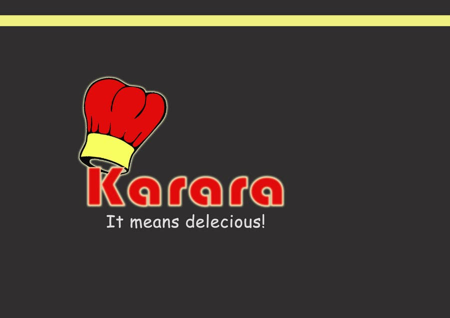 Inscrição nº 323 do Concurso para Logo Design for KARARA The Indian Takeout