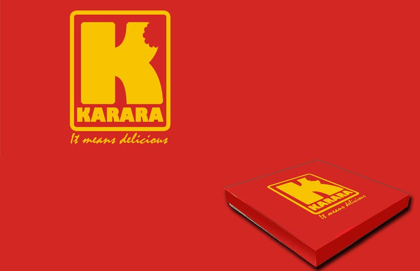Inscrição nº 492 do Concurso para Logo Design for KARARA The Indian Takeout