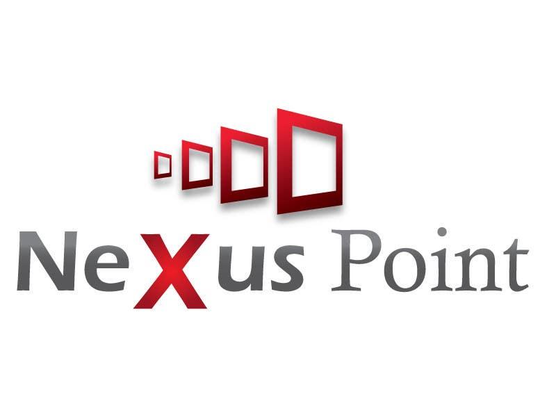 Kilpailutyö #                                        106                                      kilpailussa                                         Logo Design for Nexus Point Ltd