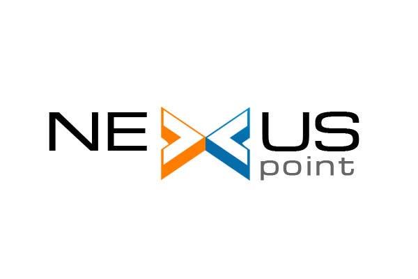 Kilpailutyö #                                        313                                      kilpailussa                                         Logo Design for Nexus Point Ltd