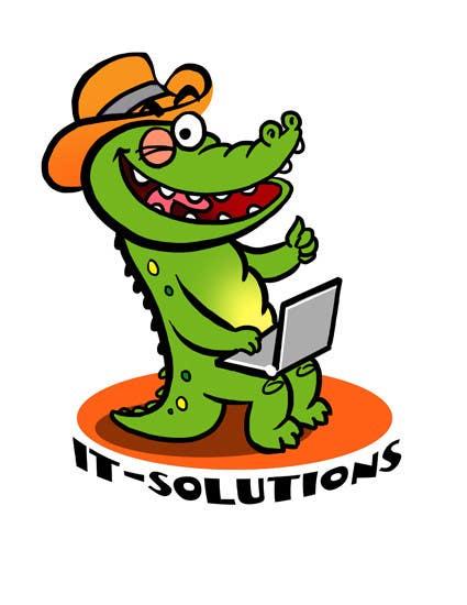 Inscrição nº                                         16                                      do Concurso para                                         Logo Design for IT-solutions company
