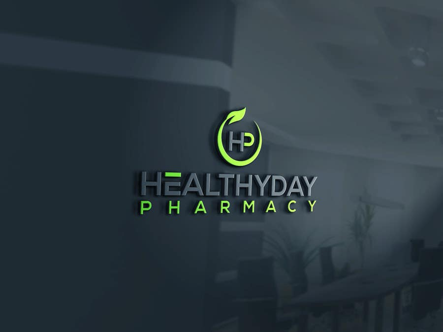 entry 59 by aesstudio for design a logo for a pharmacy company