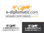Graphic Design Конкурсная работа №25 для Logo Design for online duty free diplomatic shop