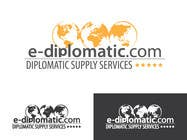 Graphic Design Конкурсная работа №62 для Logo Design for online duty free diplomatic shop