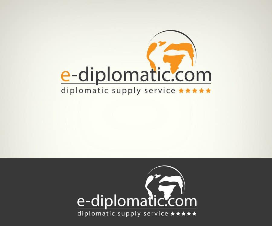 Конкурсная заявка №227 для Logo Design for online duty free diplomatic shop
