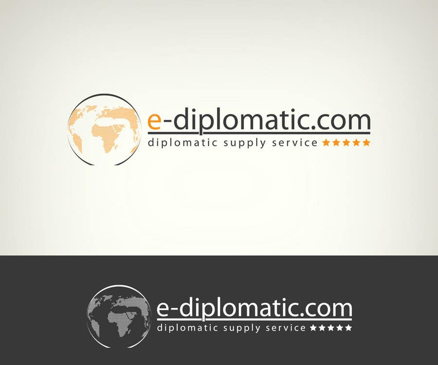 Contest Entry #                                        14                                      for                                         Logo Design for online duty free diplomatic shop