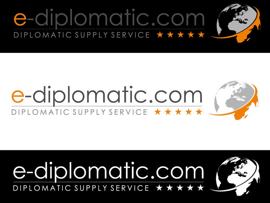 Конкурсная заявка №221 для Logo Design for online duty free diplomatic shop