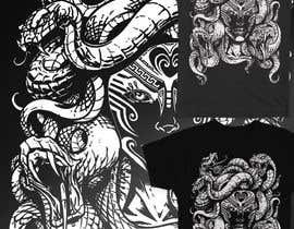 #27 cho Medusa T-Shirt Design bởi zikoblade