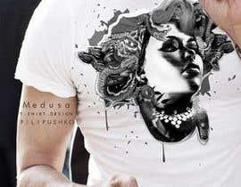 #30 cho Medusa T-Shirt Design bởi pilipushko
