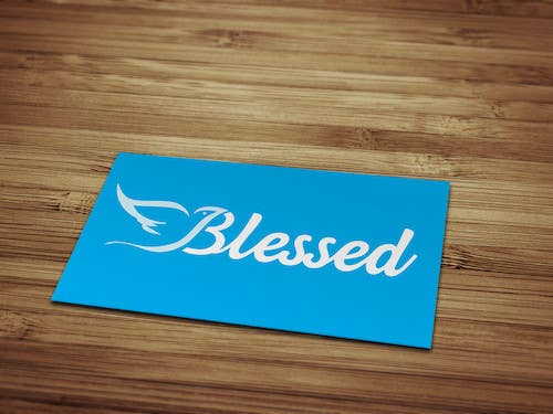 Bài tham dự cuộc thi #                                        260                                      cho                                         Design a Beautiful Logo For the Word: BLESSED