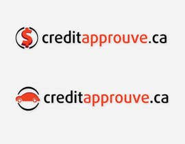 #107 cho Logo Design for Credit approuve .ca bởi Ollive