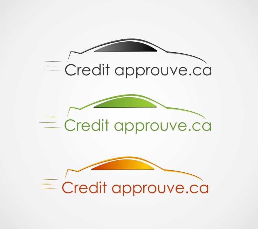 #112 for Logo Design for Credit approuve .ca by syednaveedshah