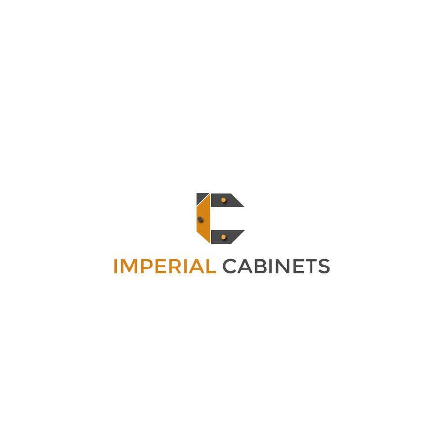 Morden Logo for a kitchen cabinet company