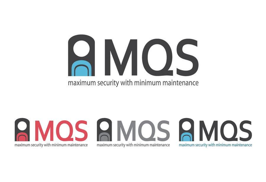 Contest Entry #49 for Logo Design for mqslocks