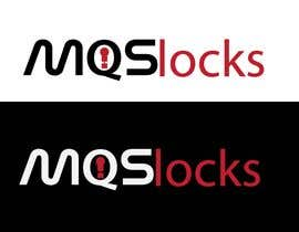 nº 6 pour Logo Design for mqslocks par JacksonTeoh