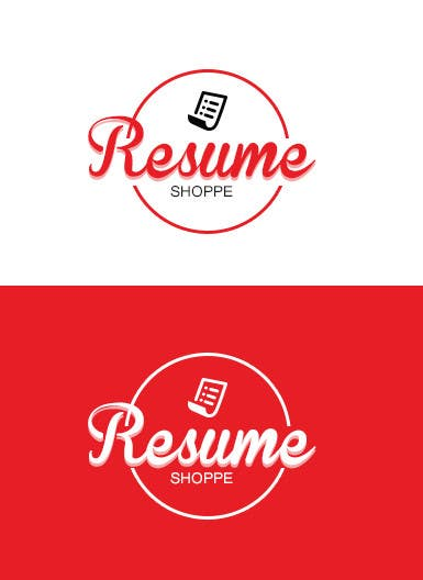 entry 17 by ramandesigns9 for design a logo for a resume website