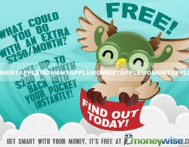 #63 для Banner Ad Design for Moneywise.com от applemoment