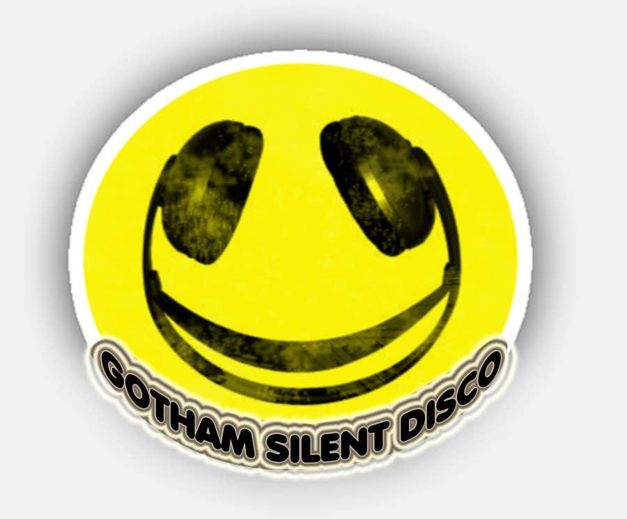 Bài tham dự cuộc thi #                                        6                                      cho                                         Design a Logo for Gotham Silent Disco