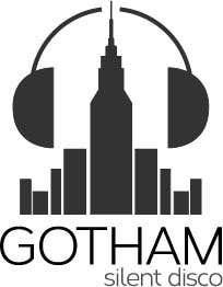Bài tham dự cuộc thi #                                        15                                      cho                                         Design a Logo for Gotham Silent Disco