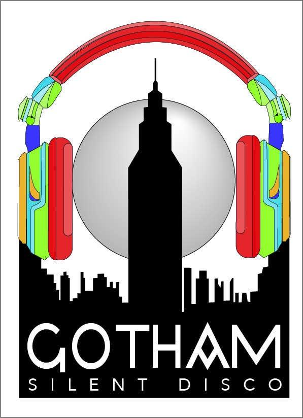 Bài tham dự cuộc thi #                                        3                                      cho                                         Design a Logo for Gotham Silent Disco