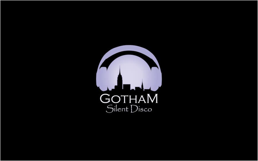 Bài tham dự cuộc thi #                                        36                                      cho                                         Design a Logo for Gotham Silent Disco
