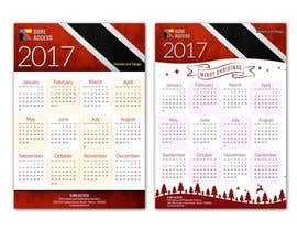 #11 для I need some Graphic Design for a 2017 Calendar от fuentesjona