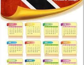 #29 для I need some Graphic Design for a 2017 Calendar от nur25d