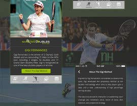 #7 for Design an informational App for Doubles Tennis players af apachefriends