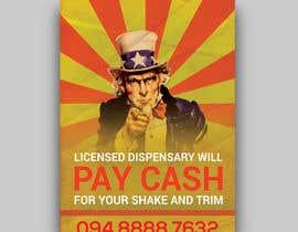 #10 untuk Design a Banner ad for sourcing materials for a California licensed dispensary oleh saikat9999