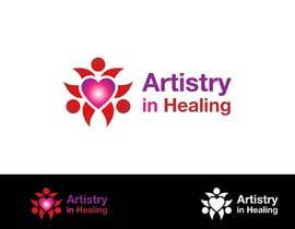 nº 64 pour Logo Design for Artistry in Healing par arabi10