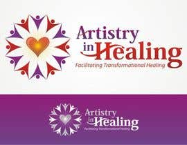 #254 for Logo Design for Artistry in Healing af OnzdCobain