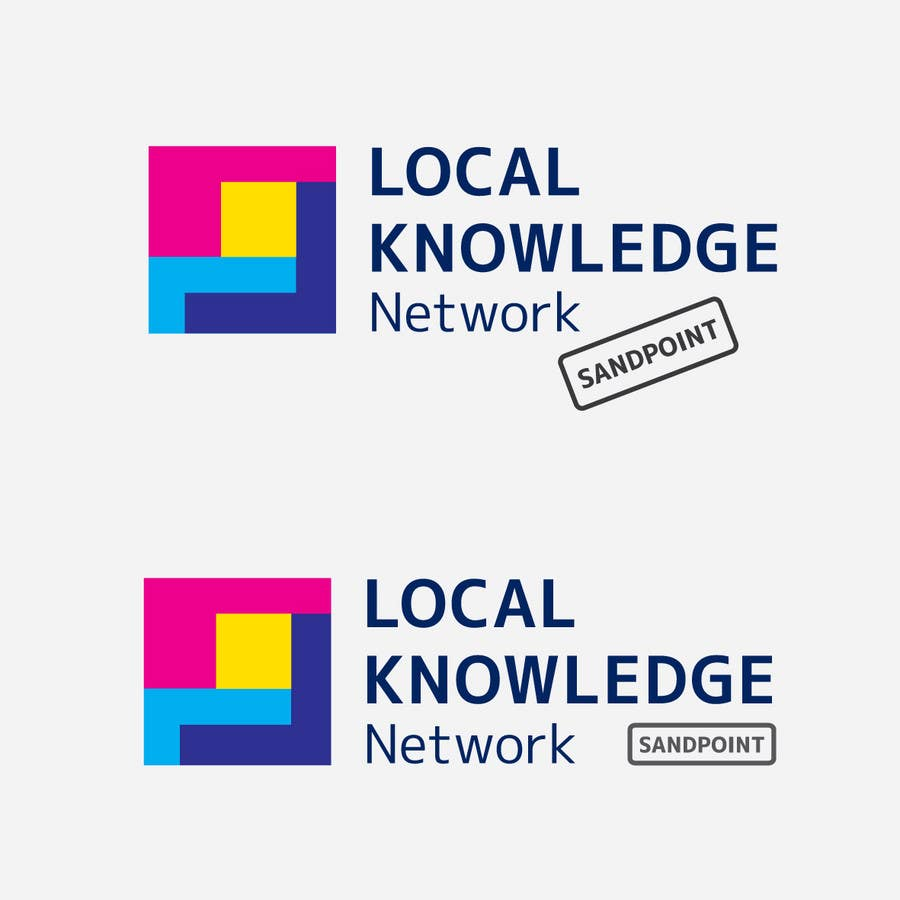 Конкурсная заявка №143 для Logo Design for Local Knowledge Network