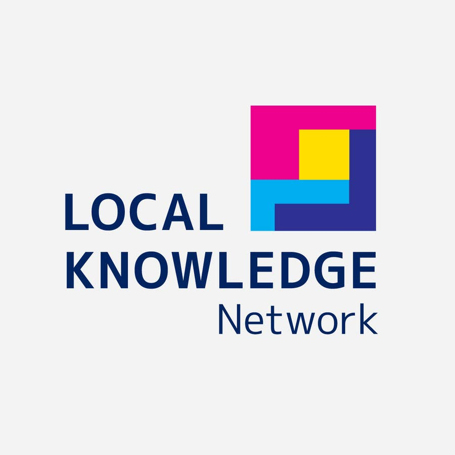 Конкурсная заявка №141 для Logo Design for Local Knowledge Network