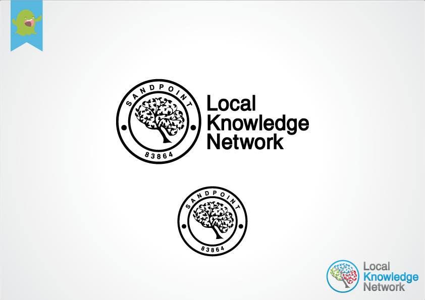 Конкурсная заявка №149 для Logo Design for Local Knowledge Network